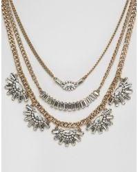 ALDO | Giecien Layering Necklaces | Lyst