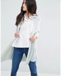 Subtle Luxury - Cashmere Cocoon Shawl Jacket - Lyst