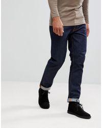 Nudie Jeans - Co Fearless Freddie Loose Taper Jean Dry Ring Wash - Lyst