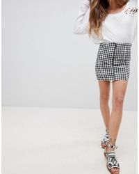 Free People - Modern Femme Novelty Skirt - Lyst