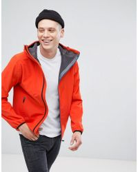 North Sails - Storm Cheater Jacket In Orange - Lyst