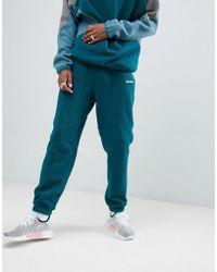 adidas Originals Apparel EQT ADV Track Pant Mystery Green