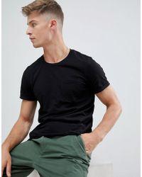 Produkt - Basic Pocket T-shirt - Lyst