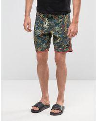 RVCA - Fields Shorts - Lyst