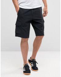 RVCA - Greyson Cargo Shorts - Lyst