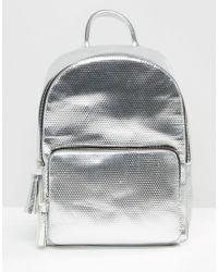 Skinnydip London - X Coke Metallic Backpack - Lyst
