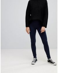 Pieces - Betty High Waist Skinny Jeans - Lyst