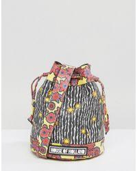 House of Holland - Mini Bucket Bag - Lyst