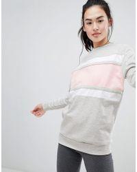 Bellfield - Blfd Long Line Sweater - Lyst