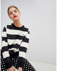 Essentiel Antwerp - Striped Cloud Sweatshirt - Lyst