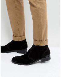 Frank Wright - Desert Boots - Lyst