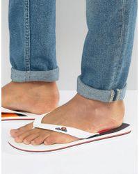 Ellesse - Novano Flip Flops - Lyst