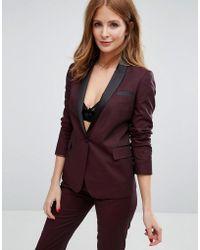 Millie Mackintosh - Suit Blazer - Lyst