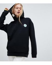 PUMA - Exclusive Oversized Organic Cotton Skate Hoodie - Lyst
