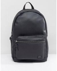 New Look - Backpack In Black - Lyst