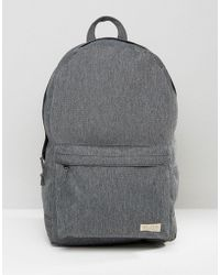 Hollister - Backpack In Grey - Lyst