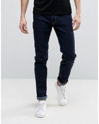 D-Struct - Indigo Skinny Jeans - Lyst