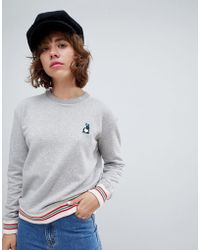 PS by Paul Smith - Ps By Paul Smith Rabbit Motif Sweatshirt - Lyst