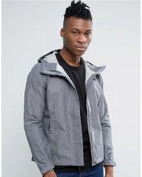 The North Face - Venture 2 Jacket In Dark Grey Heather - Lyst