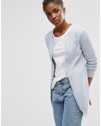 B.Young - Reverse Knitted Cardigans - Lyst