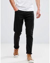 Polo Ralph Lauren - Sullivan Slim Jeans In Black - Lyst