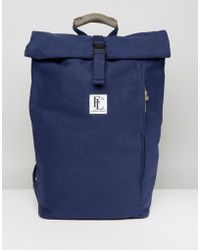 Forbes & Lewis - Rollie Rolltop Backpack - Lyst