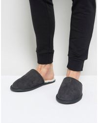 KG by Kurt Geiger - Kg By Kurt Geiger Slip On Slippers - Lyst