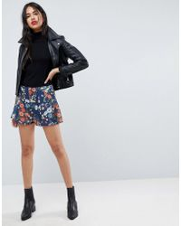 Love | Floral Print Shorts | Lyst