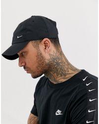 6835cf802c8 Nike Fc H86 Cap In Black Ah2241-010 in Black for Men - Lyst