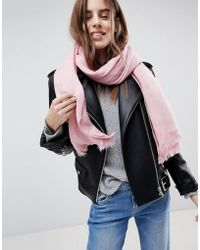 Ichi - Light Weight Scarf - Lyst