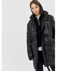 Cheap Monday Recycled Polyester Padded Jacket In High Shine