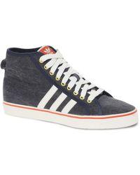 new product 39617 6e663 adidas Originals - Nizza Cl Hi-top Sneakers - Lyst
