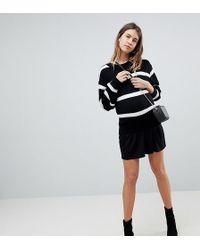 ASOS - Asos Design Maternity Culotte Shorts - Lyst