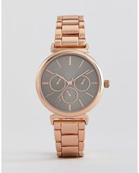 New Look - Gold Watch - Lyst