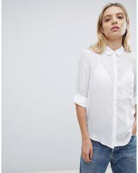 Pull&Bear - Classic Shirt - Lyst