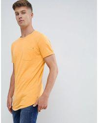 Produkt - Basic Longline T-shirt - Lyst