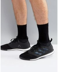 bf42209d5 adidas - Football Ace Tango Boost Trainers In Black By1992 - Lyst