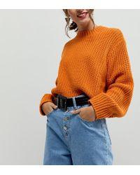 Glamorous - Faux Croc Waist And Jeans Belt - Lyst