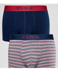 Thomas Pink - 2 Pack Trunk - Lyst