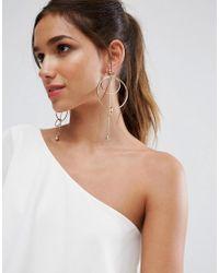 ALDO - Alhraed Multi Hoop Earrings - Lyst