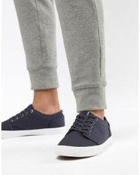 Jack & Jones - Canvas Sneakers - Lyst