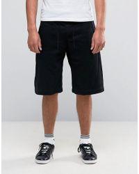 adidas Originals - X By O Shorts In Black Bq3206 - Lyst