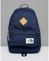 The North Face - Berkeley Backpack 25 Litres In Navy - Lyst