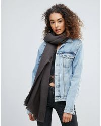 Nali - Knitted Scarf - Lyst