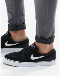 cdb0aac3b1 Nike All Court 2 Low Trainers In Black 875785-001 in Black for Men ...
