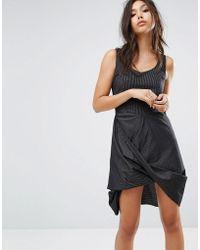 Bolongaro Trevor - Stripe Dress - Lyst