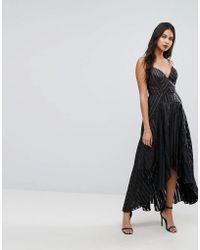 Forever New - Panelled Slip Dress - Lyst
