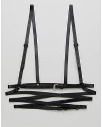 ASOS - Asos Body Harness Wrap - Lyst