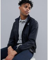 North Sails - Sailor Slim Fit Jacket In Black - Lyst