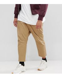 Only & Sons - Cropped Chinos - Lyst